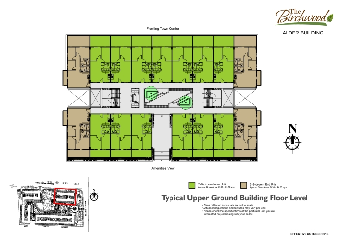 alder UPPER GROUND bldg plan