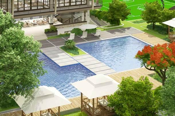 Cedar Crest kiddie pool