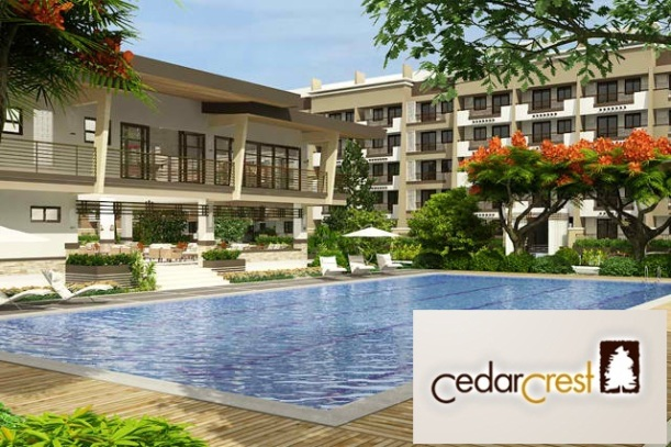 Cedar Crest lap pool