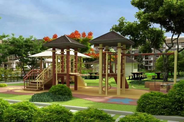 Cedar Crest playground
