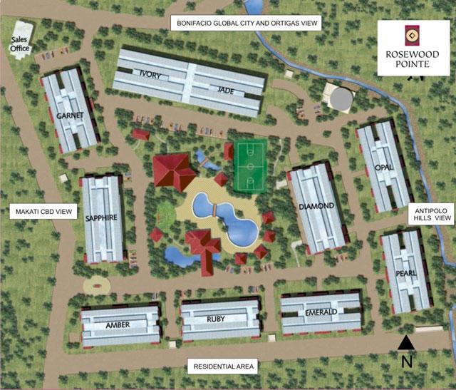Rosewood Pointe Site Development Site