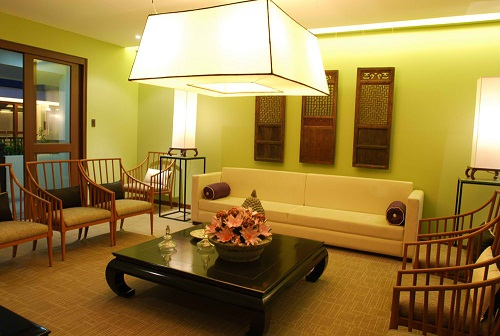 royal palm residences entertainment room