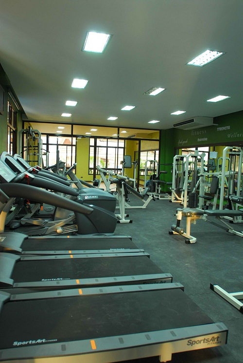 royal palm residences fitness gym