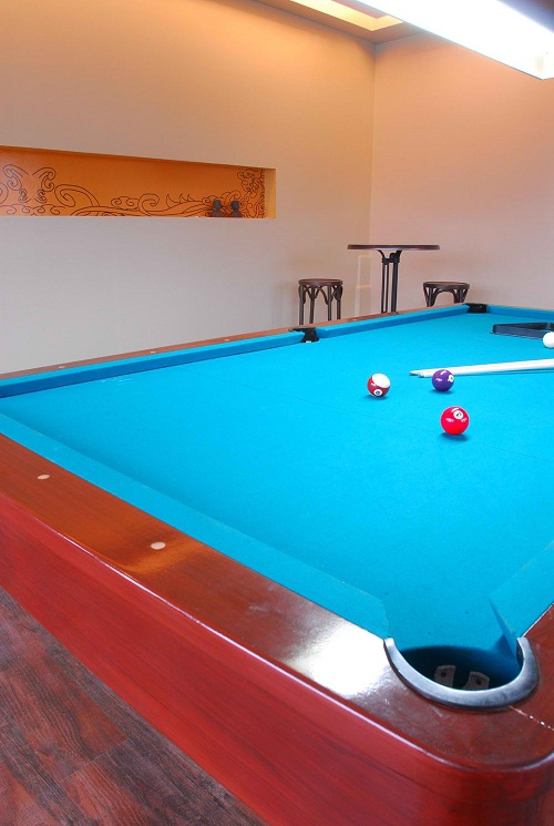 royal palm residences game room
