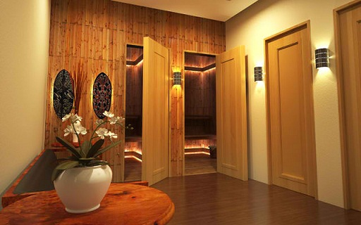 royal palm residences sauna