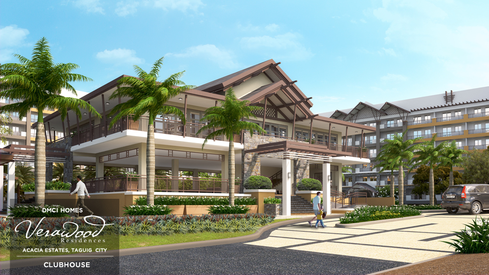 Verawood Residences ACACIA ESTATES By DMCI Homes In Taguig