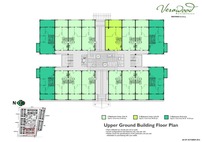 Verawood typical upperground bldg plan verawood