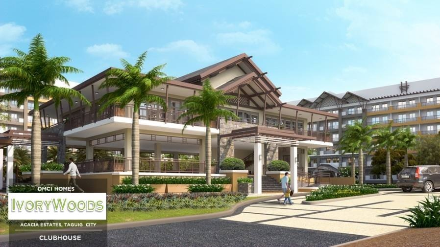 Ivory Wood Acacia Estates By Dmci Homes In Taguig