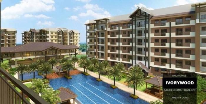 Ivory Wood Residences Acacia Estates DMCI