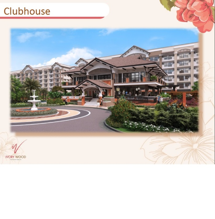 Ivory Wood Clubhouse