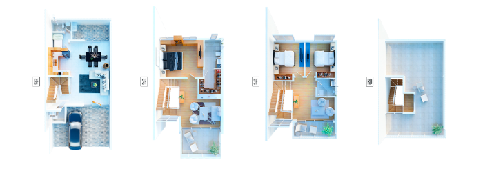 Milla Floor Plan
