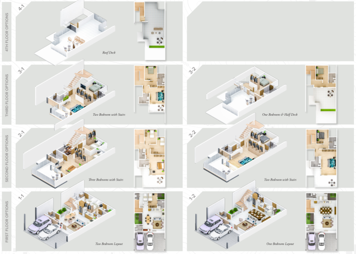 Kiara House Floor Plan